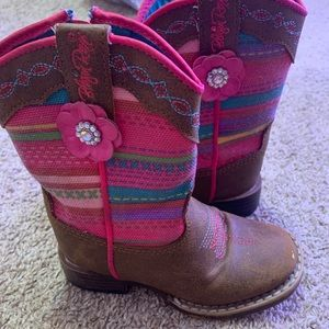 Toddler cowgirl boots